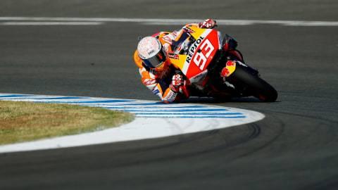 Kondisi Terkini Marc Marquez Usai Crash Mengerikan di FP3 MotoGP Spanyol (1)