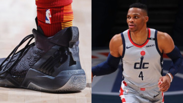 NBA 迷高潮!New Balance、Nike⋯3 款「實戰籃球鞋」推薦,鞋迷:Westbrook 那雙很可以!