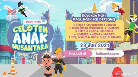 Celoteh Anak Nusantara/Foto: Brandcomm Detik