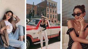 上班族OL必學!人氣品牌總監一週穿搭指南:顯瘦又多變的2019時尚哲學