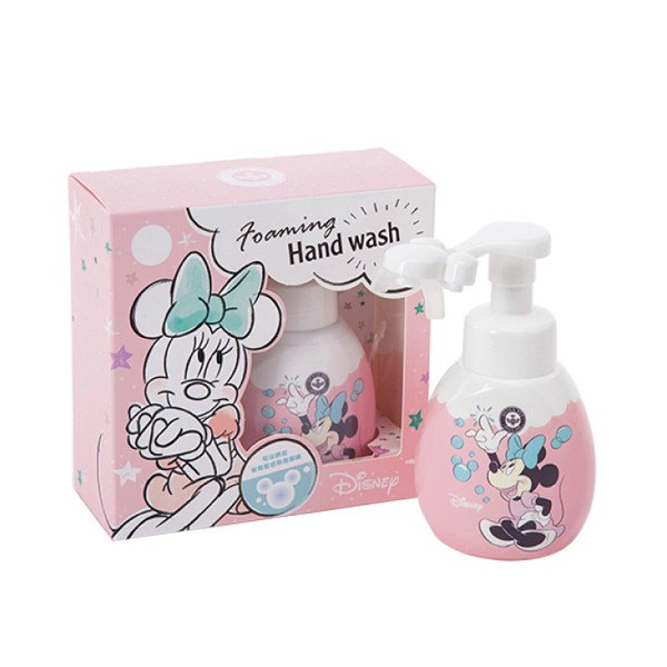Queen Bee 米妮造型洗手清潔慕斯250ml【康是美】