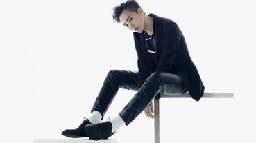 G-Dragon 親自設計 Giuseppe Zanotti 鞋履系列首度曝光!