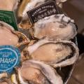 生牡蠣盛合せ - 実際訪問したユーザーが直接撮影して投稿した千駄ケ谷オイスターバーOYSTER BAR WHARFの写真のメニュー情報