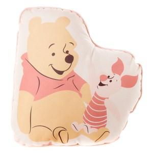 和樂自有品牌產品 獨家設計款式,可愛 Disney 迪士尼家族卡通圖樣 可當靠枕、墊枕、抱枕等使用 柔軟彈性面料,表布/填充材質為100%聚酯纖維 增添居家環境裝飾美感