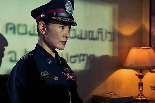 陳冲透過今次電影拉近兩母女關係。