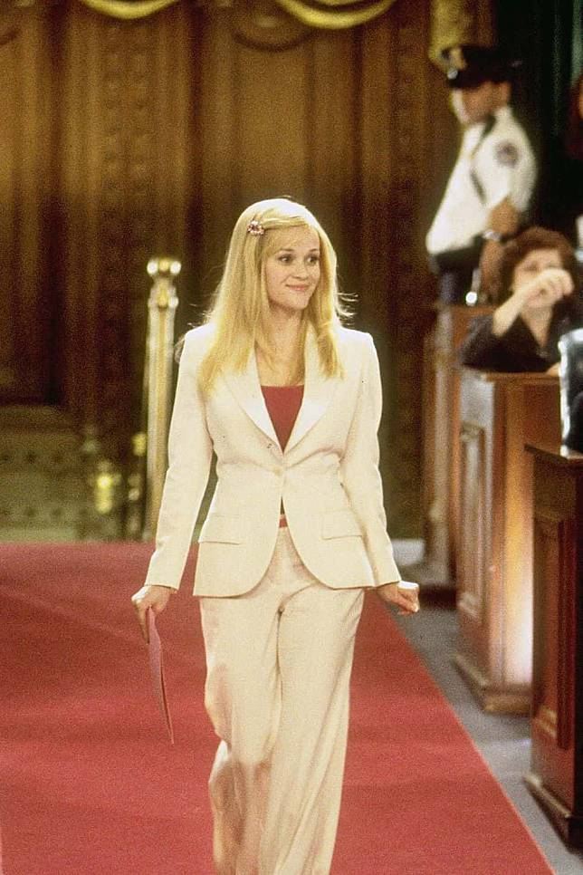 Reese Witherspoon – Legally Blonde