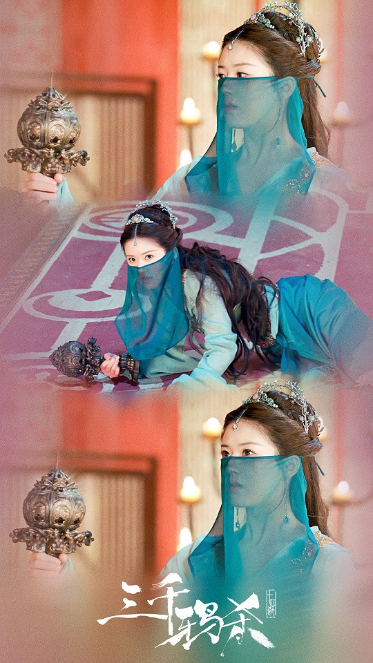 《傳聞中的陳芊芊》演員其它古裝劇8:趙露思《三千鴉殺》、《天雷一部之春花秋月》、《哦!我的皇帝陛下》、《萌妻食神》、《鳳囚凰》