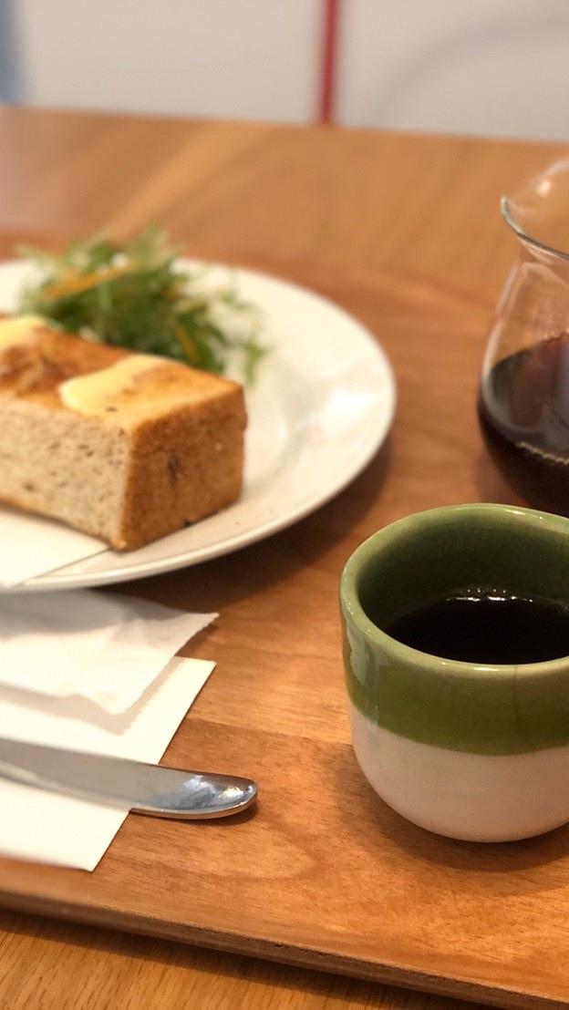名古屋のカフェ巡り