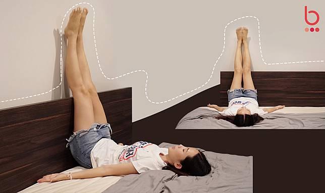 นอนยกขาสูง ช่วยให้ขาเล็ก จริง-เท็จ มาหาคำตอบกัน