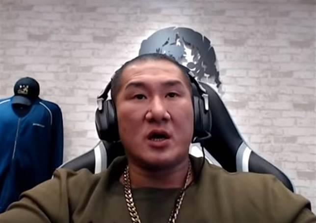 韓國瑜連千毅館長