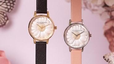 把春天帶進時光裡,超美腕錶讓妳每款都想擁有~