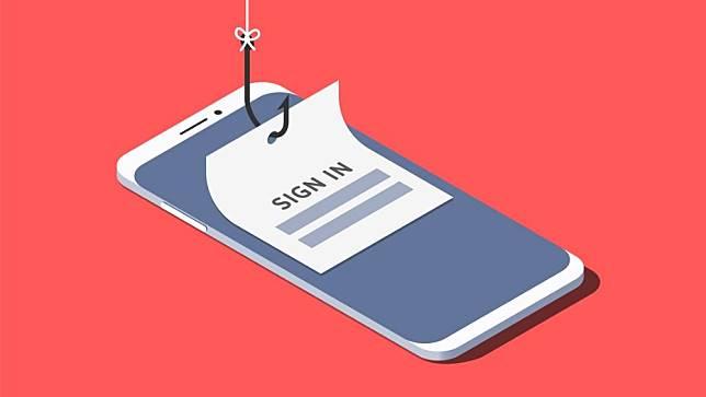 Hati-hati jika menerima email mencurigakan, apalagi jika menyangkut finansial