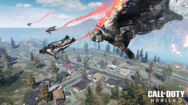 Call of Duty Mobile Segera Dapatkan Map Battle Royale Baru