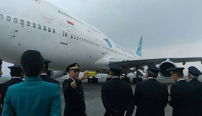 Cerita Pilot Asli Pergoki Pilot Abal-abal di Bandara Soetta