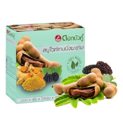 泰國40年專業老品牌 經過植物提煉萃取成 添加羅望子、桑葉、薑黃根 彷彿沐浴大自然芬芳 溫和滋潤不刺激肌膚,敏感肌適用