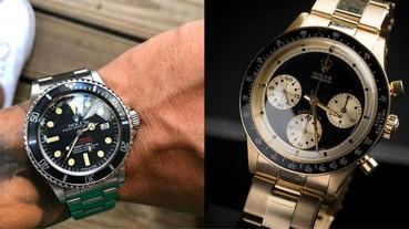 Rolex Daytona 叫價過台幣 700 萬! 5 大經典古董保值名錶你一定要認識