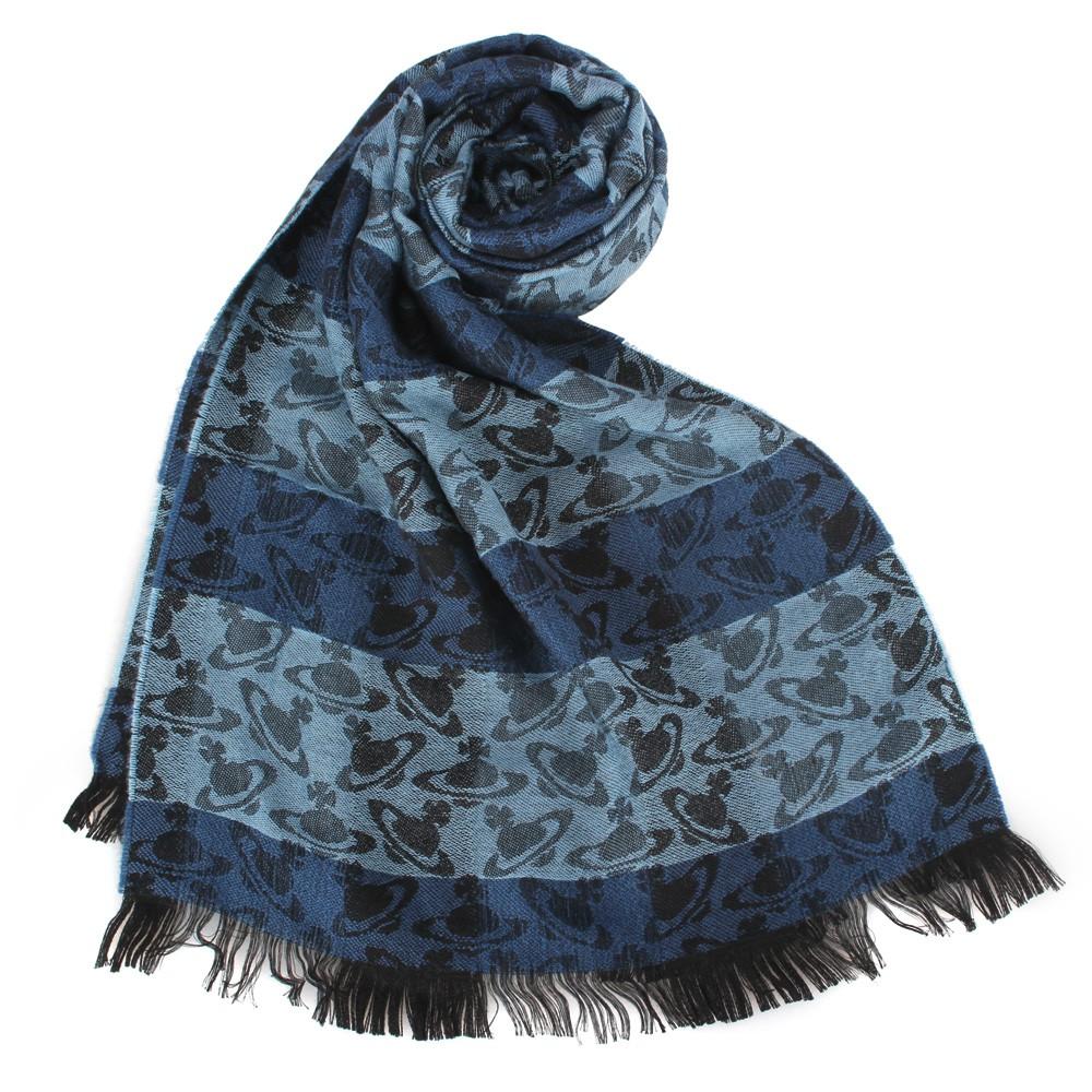 Vivienne Westwood 高級絲質,柔軟觸感配合上低調釘珠LOGO,簡約設計,寛面設計可當披巾、圍巾,獻給喜愛時尚的您!商品品牌:Vivienne Westwood規格尺寸:寬 80cmx