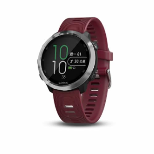 選擇KKBOX或其他串流媒體同步下載音樂, 以便離線收聽具備方便的 Garmin Pay?感應式支付電池效能:智慧腕錶模式下長達7天,GPS模式下開啟音樂5小時