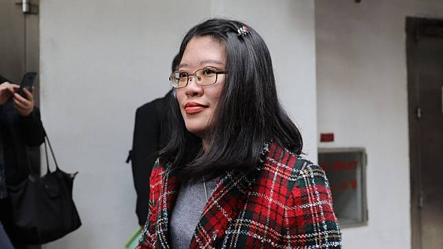 Public officer left shocked and emotionally disturbed after Hong Kong lawmaker Ted Hui snatched her phone, court hears