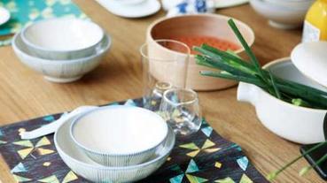 打造台灣風餐桌!台灣手感食器餐桌佈置要點