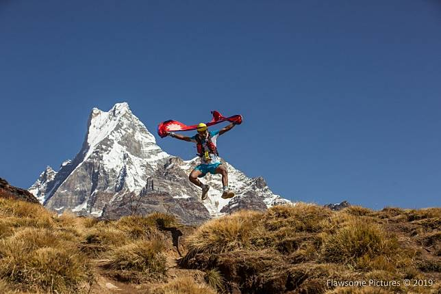 The Annapurna 100 and 55km ultramarathons - is this the most brutal but beautiful course in the world?