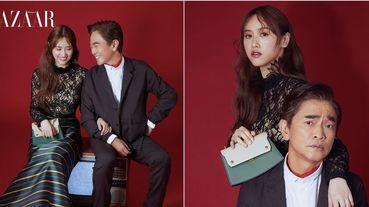 【專訪】金鐘主持父女檔,吳宗憲與吳姍儒:當綜藝老頑童搭檔他的前世情人