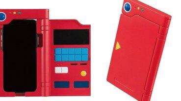 中二魂爆發!日本推出「精靈寶可夢圖鑑」手機殼,你也想成為神奇寶貝大師嗎?