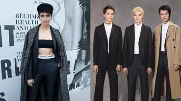 2018最新 Dior「重現60年代反叛復古」女權運動不該只是一個季節的「趨勢」牌,而是正在做一件好事!