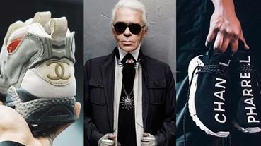 連 Virgil Alboh 都得敬畏三分!這五雙跟老佛爺 Karl Lagerfeld 有關的鞋款你知道幾雙?