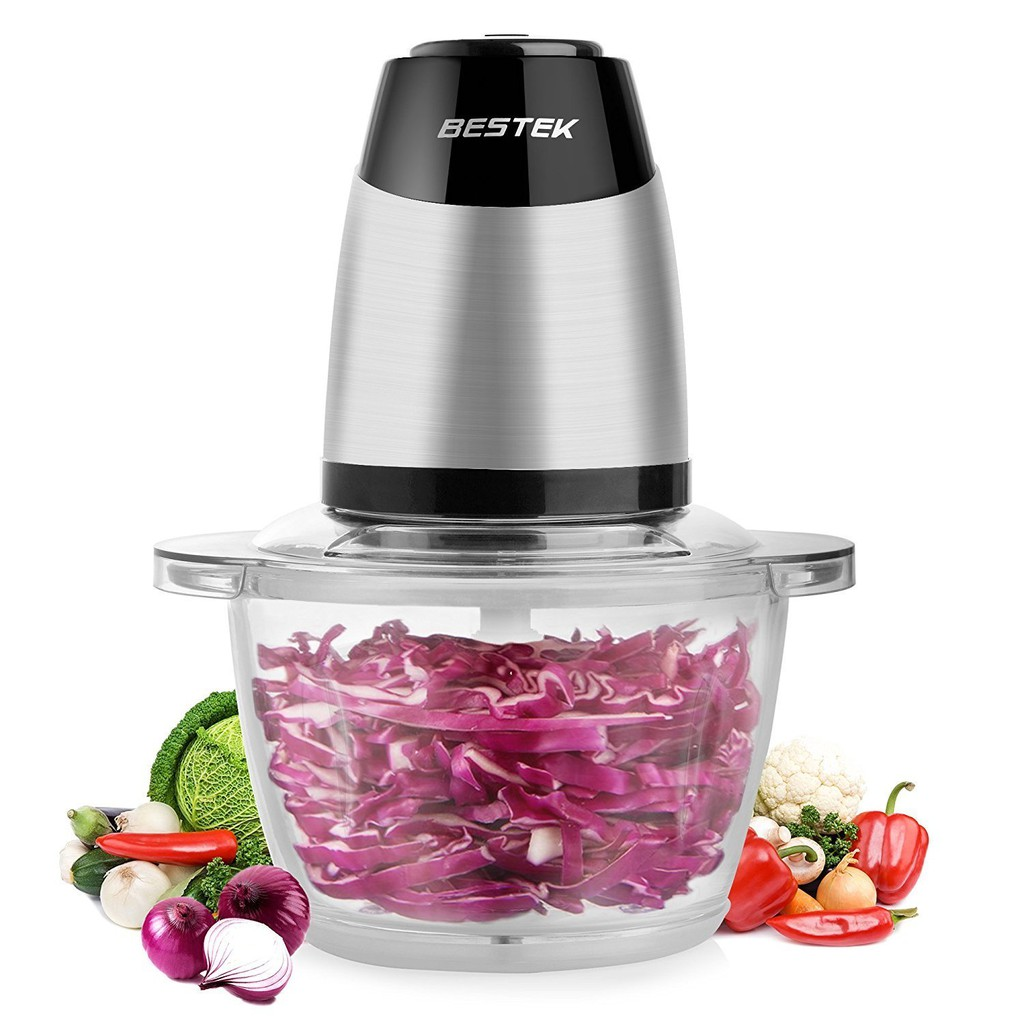 powerful but low noise; perfect size for small kitchen 300W powerful motor unit with 2 speeds and pu