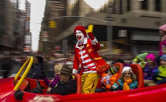 Sejarah dan Kasus Suram Badut McDonald