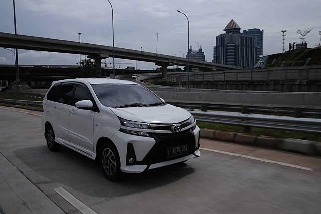 Berkat Penyempurnaan, Suspensi Toyota New Veloz Kini Lebih Solid