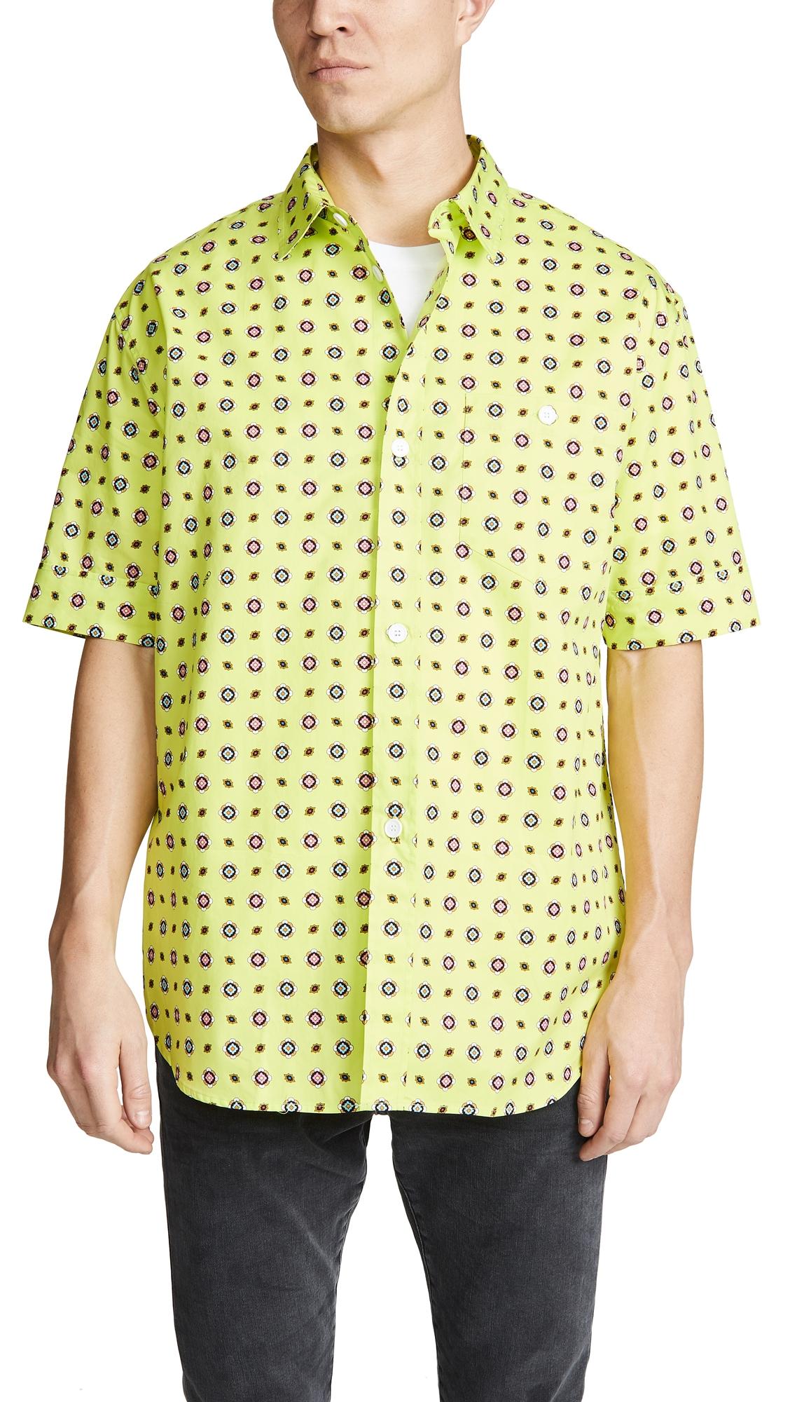 KENZO Casual Short Sleeve Shirt