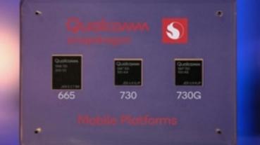提升中階機遊戲效能,高通發表 Snapdragon 730G、730、665 三款新處理器