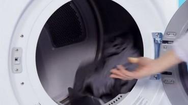 烘衣服免皺超實用秘技 將 _____ 加入烘乾機即可!