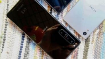 回歸?Sony Xperia 1 II微開箱+拍照心得