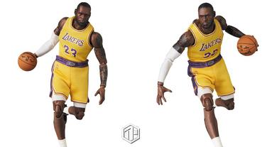 Medicom Toy 推出LeBron James 收藏人偶!
