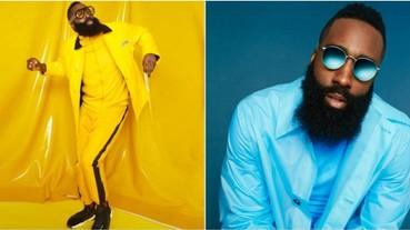 〔裝備黨〕NBA 年度最佳穿搭 MVP!大鬍子擔任雜誌封面人物 大秀自身時尚品味!