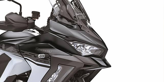 Kawasaki Versys 1000 SE LT+ 2019 (motorcycle.com)