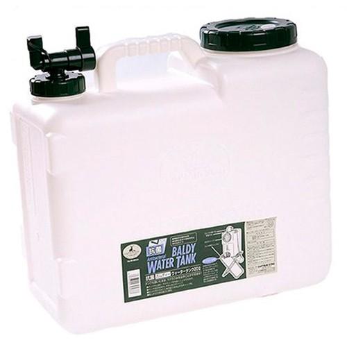 產品描述: 左右撥動調節水量大小。活動氣孔設計,出水更流暢。無機抗菌加工。攜帶方便,露營、烤肉好幫手。產品規格:材質:聚乙烯(使用無機系抗菌劑)容量:20 L尺寸:約 395 × 190 × 高 36