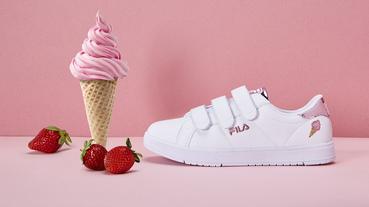 果然厲害 FILA 水果蘇打系列鞋款清新登場