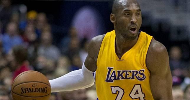 NBA巨星「小飛俠」柯比布萊恩墜機身亡,享年41歲