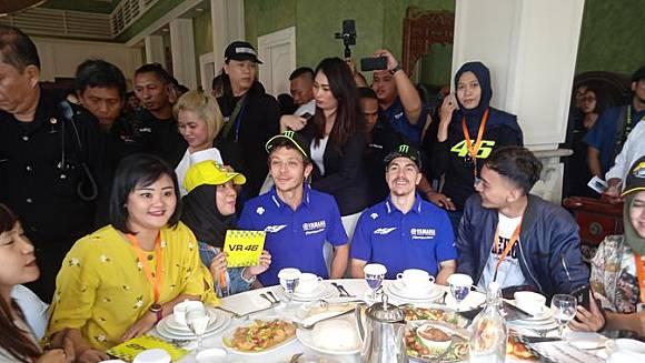 """Image result for GAMBAR DI JAKARTA ROSSI BILANG TRESNO"""""""