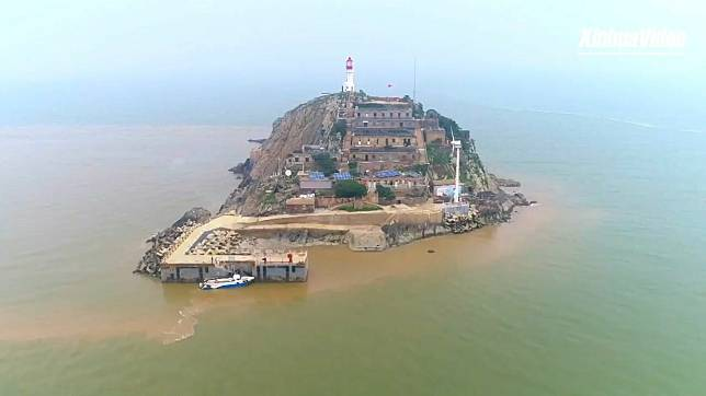 เปิดแล้ว! สถานีฐานเกาะแห่งแรกของ 'เป่ยโต่ว' เครือข่ายดาวเทียมยักษ์จีน