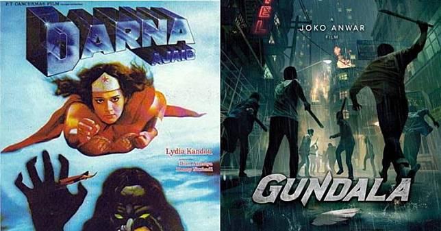 7 Film superhero Indonesia dari jadul sampai terbaru