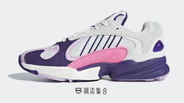 《Dragon Ball Z》x adidas 推出全新復古跑鞋Yung-1!