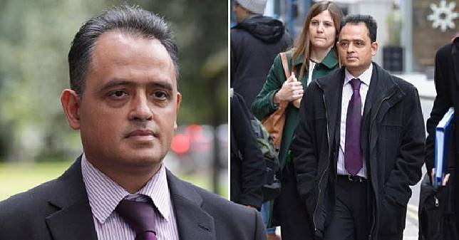 Manish Shah, dokter umum yang memanfaatkan ketakutan pasien dengan melakukan pelecehan seksual. Sumber: metro.co.uk