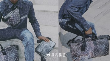 Louis Vuitton 推出「Monogram Galaxy」系列!