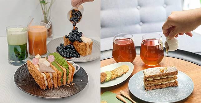 拍照最上相的甜點~酥脆香濃法式千層派,吃出層次最推這5間