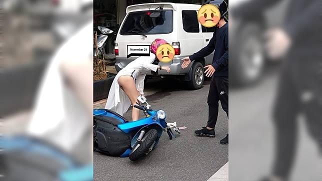 圖/翻攝自重機車友▕ 各區路況、天氣回報中心臉書粉絲團